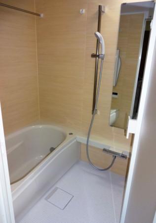 マンション浴室 改修後