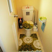 2F トイレ : ウォシュレットなし便器