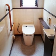 海老名市W様邸 ついでにトイレもリフォームしました~