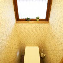 厚木市C様邸 広くなったトイレ