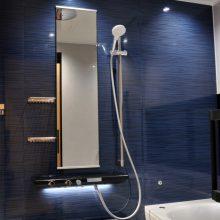 小山町 T&S様 最新のトレンド浴室