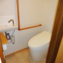 厚木市T様邸 安心・安全なトイレに