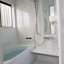 厚木市T様邸 広く使い易くなった浴室