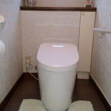 厚木市Y様邸 やっぱりTOTOのトイレに・・・