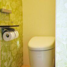 小山町T&S様 ロフトの老朽化トイレが爽やかに変身!